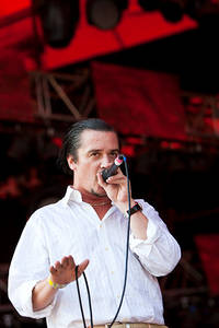2009-07-03 - Faith No More performs at Roskildefestivalen, Roskilde