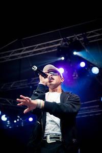 2009-07-18 - Guru's Jazzmatazz spelar på Stockholm Jazz Festival, Stockholm