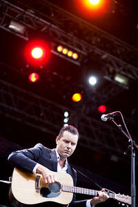 2009-07-30 - John ME spelar på Putte i Parken, Karlskoga