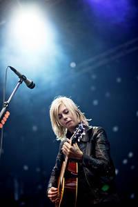 2009-07-31 - Anna Ternheim spelar på Putte i Parken, Karlskoga