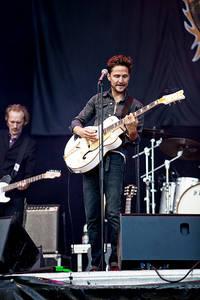 2009-08-01 - Moneybrother performs at Putte i Parken, Karlskoga