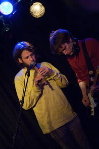 2009-09-17 - Efterklang performs at Parken, Göteborg