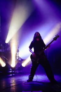 2010-03-30 - Opeth spelar på Cirkus, Stockholm
