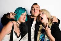 2010-07-02 - Rockfotostudion spelar på Peace & Love, Borlänge