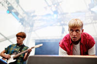 2010-08-14 - The Drums spelar på Way Out West, Göteborg