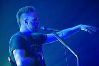 2011-03-02 - Mustasch spelar på Cirkus, Stockholm