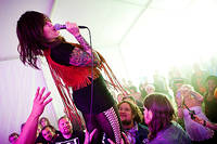 2011-06-16 - Beast performs at West Coast Riot, Göteborg