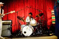 2011-07-01 - Sousou & Maher Cissoko spelar på Peace & Love, Borlänge
