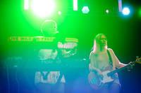 2011-07-02 - Those Dancing Days spelar på Peace & Love, Borlänge