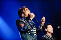 2011-07-02 - Journey performs at Peace & Love, Borlänge