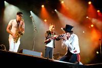 2011-07-02 - Håkan Hellström spelar på Peace & Love, Borlänge