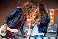 2011-07-09 - Bullet performs at Getaway Rock, Gävle