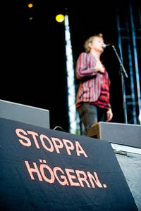 2011-07-16 - Stefan Sundström & J.D.E.C. spelar på Hultsfredsfestivalen, Hultsfred
