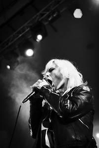 2011-07-28 - The Sounds performs at Storsjöyran, Östersund