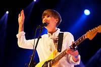 2011-07-29 - Britta Persson performs at Storsjöyran, Östersund