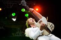 2011-08-04 - The Ark spelar på Sofiero, Helsingborg