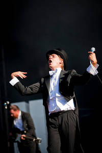 2011-08-12 - The Hives spelar på Way Out West, Göteborg