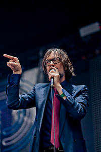 2011-08-13 - Pulp spelar på Way Out West, Göteborg