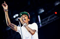 2011-08-13 - Wiz Khalifa performs at Way Out West, Göteborg
