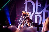 2011-08-20 - Dead By April spelar på Malmöfestivalen, Malmö