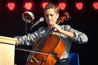2011-08-24 - Big Fox spelar på Malmöfestivalen, Malmö