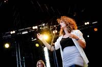 2011-08-27 - Those Dancing Days spelar på Popaganda, Stockholm