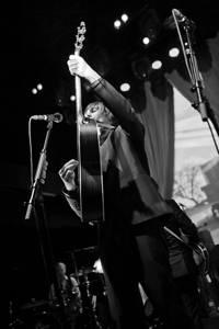 2011-10-09 - Mando Diao spelar på Komplex 457, Zürich