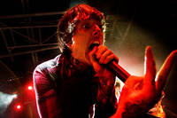 2011-11-03 - Bring Me The Horizon performs at Arenan, Stockholm
