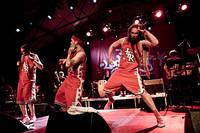2011-12-03 - Looptroop Rockers performs at Münchenbryggeriet, Stockholm