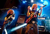2011-12-04 - Opeth spelar på Trädgår'n, Göteborg