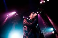 2011-12-07 - J Cole spelar på Nalen, Stockholm