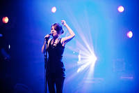 2011-12-20 - Säkert! performs at Cirkus, Stockholm