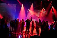 2012-01-21 - P3 Guld spelar på Lisebergshallen, Göteborg