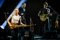 2012-02-09 - Sting performs at Lisebergshallen, Göteborg