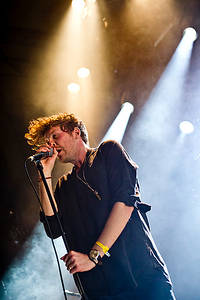 2012-02-17 - Deportees performs at ByLarm, Oslo