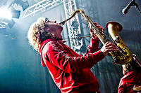 2012-02-18 - Souldrop spelar på ByLarm, Oslo