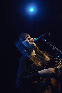 2012-02-20 - First Aid Kit performs at Mascotte, Zürich