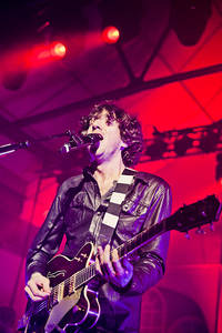 2012-02-23 - Snow Patrol performs at Münchenbryggeriet, Stockholm