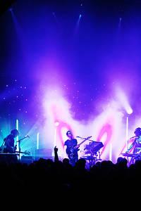 2012-02-25 - M83 performs at Berns, Stockholm