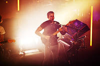 2012-02-25 - M83 performs at Berns, Stockholm