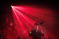 2012-02-26 - Thåström performs at Cirkus, Stockholm