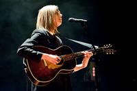 2012-02-28 - Anna Ternheim performs at Växjö konserthus, Växjö