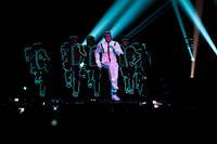 2012-03-09 - Melodifestivalen - Genrep spelar på Globen, Stockholm
