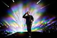 2012-04-15 - Drake spelar på Globen, Stockholm