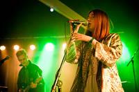 2012-05-05 - Noonie Bao spelar på Popadelica, Huskvarna