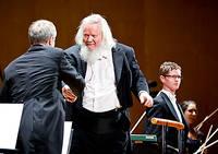 2012-05-09 - Göteborgs Symfoniker med Leif Segerstam spelar på Konserthuset, Göteborg