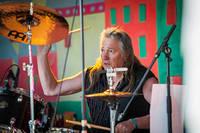 2012-06-02 - Picture spelar på Muskelrock, Alvesta
