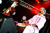 2012-07-08 - Tamikrest spelar på Roskildefestivalen, Roskilde