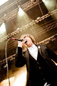 2012-08-09 - Refused spelar på Way Out West, Göteborg