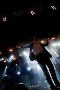 2012-08-24 - Thåström performs at Popaganda, Stockholm